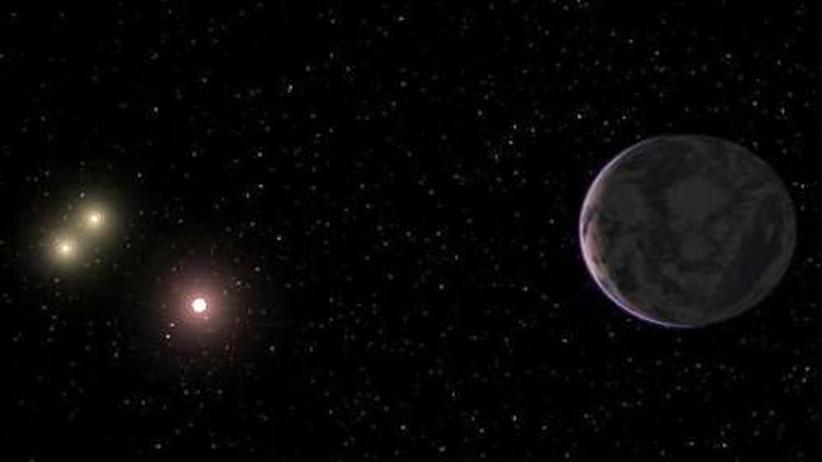 Super-Erde: Neuer Planet ist bester Kandidat für außerirdisches Leben