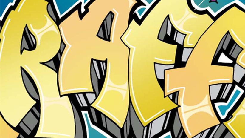 Infografik: Graffiti