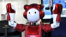 Geboren 2012: In Astronautenkleidung an der Gesamtschule andocken