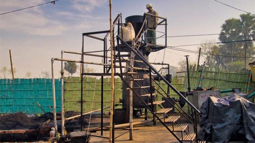 Kleinkraftwerke: Licht für die Ärmsten