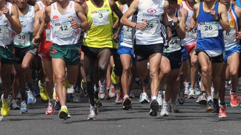Laufschuhe: Doping durch die Sohle