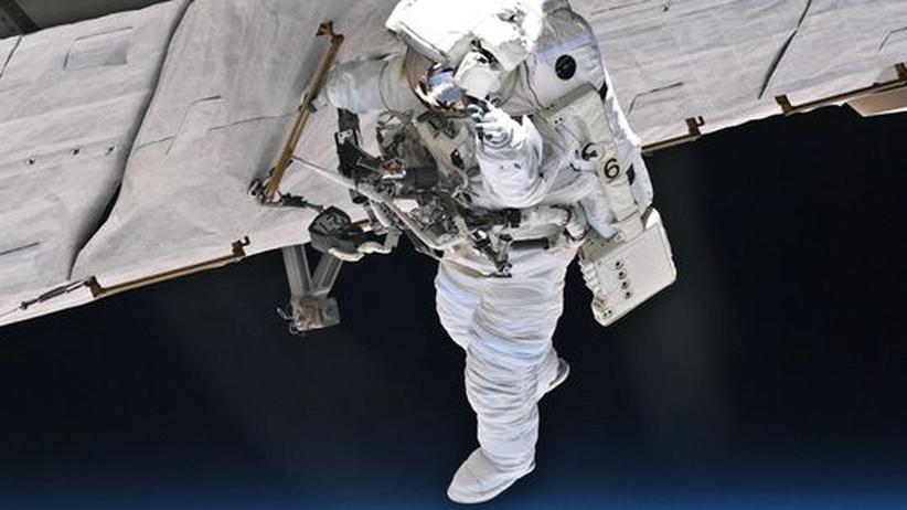 Internationale Raumstation: Arbeitsplatz All
