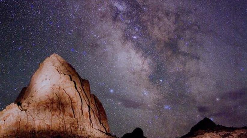 Astronomie: Heiligenschein der Milchstraße ist 11 Milliarden Jahre alt