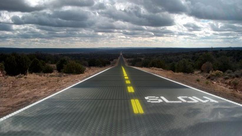 Zukunft der Mobilität: Auf der Sonnenseite der Straße