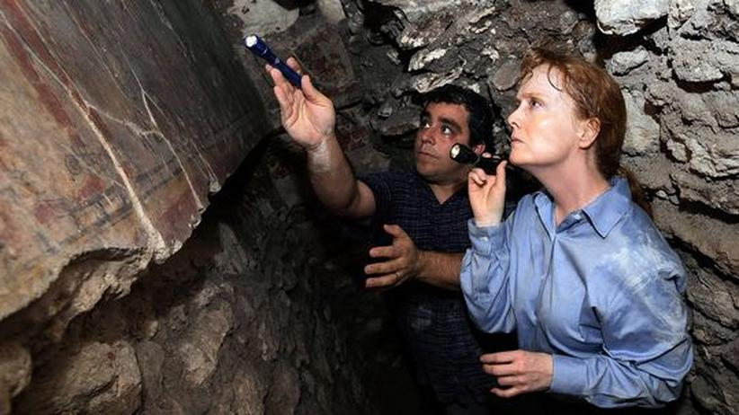 Guatemala: Forscher entdecken ältesten Maya-Kalender
