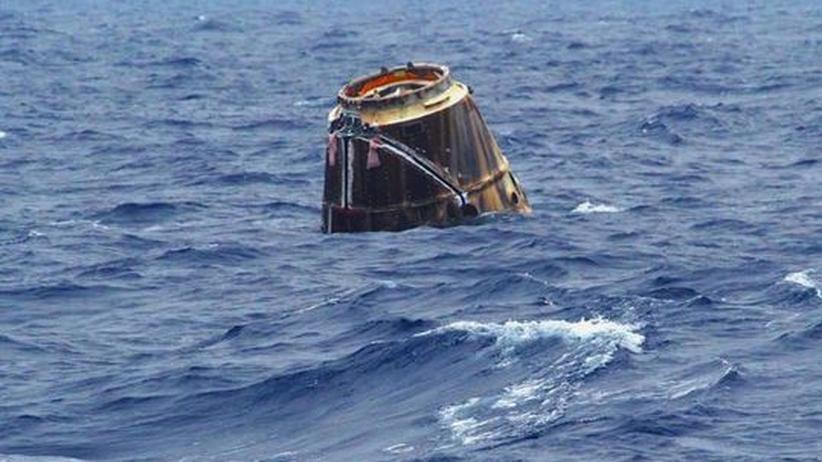 """US-Raumfahrt: """"Dragon"""" kehrt von ISS-Flug zurück"""