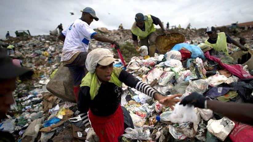 Müllsammler: Von Müll und Menschen