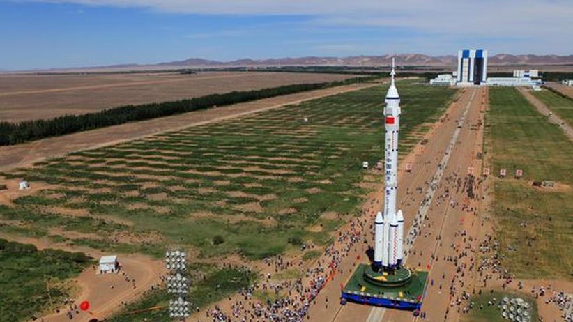 Raumfahrt: China schickt erstmals eine Frau in den Weltraum