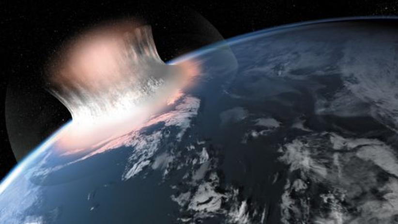 Asteroiden: Geologen stoßen in Grönland auf gigantischen Meteoritenkrater