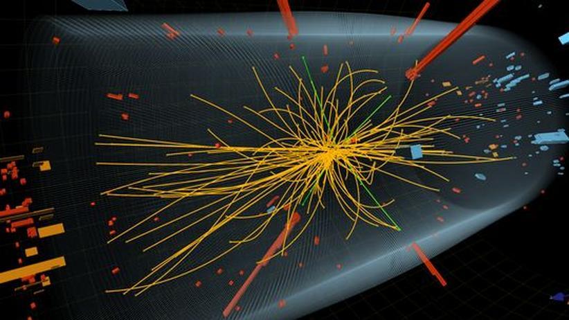 Physik: Haarscharf am gottverdammten Teilchen vorbei