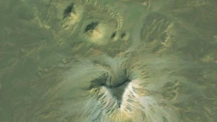 Satellitenbilder: Archäologin will mit Google Earth Pyramiden entdeckt haben