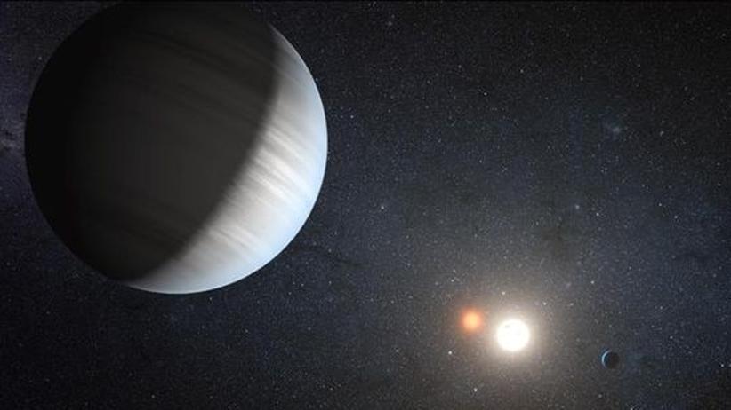 Exoplaneten: Weltraumteleskop entdeckt Planeten, die zwei Sonnen umrunden