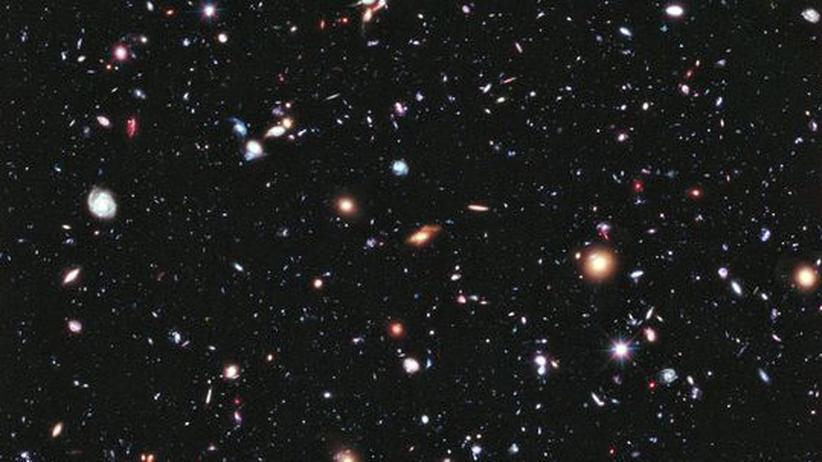 Astronomie: Hubble blickt so tief ins All wie nie zuvor