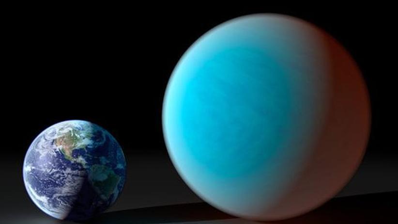 Astronomie: US-Forscher entdecken Diamant-Planeten