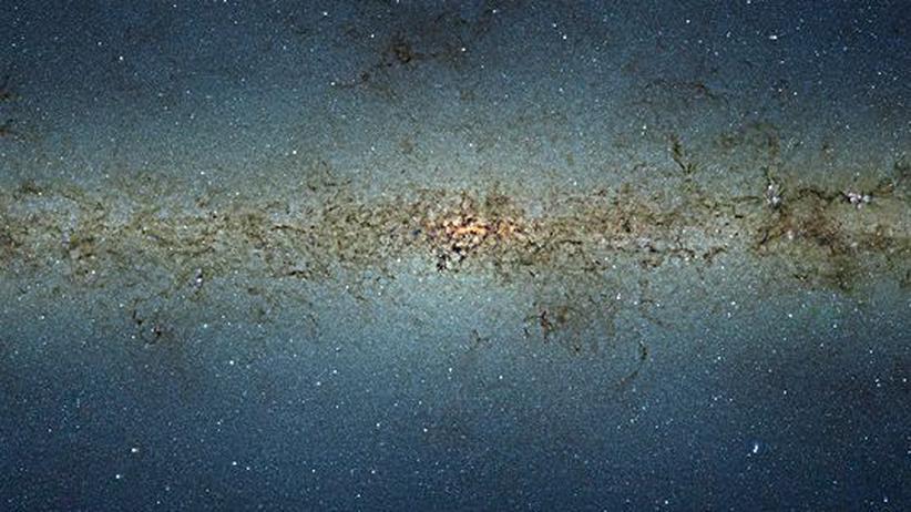 Foto der Milchstraße: 84 Millionen Sterne zum Reinzoomen