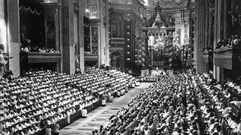 Zweites Vatikanum: War es wirklich eine Revolution?