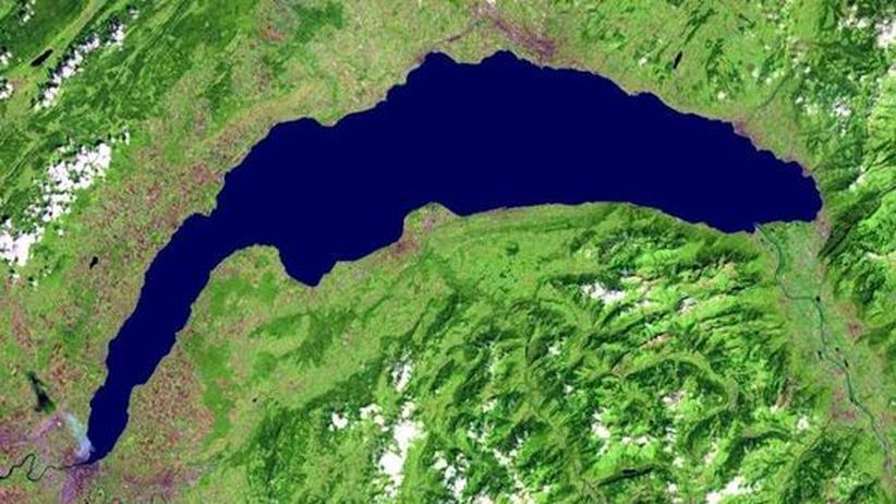 Naturkatastrophe: Am Genfer See herrscht seit Jahrhunderten Tsunami-Gefahr