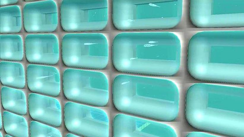 Aerogele Luftgele Materialforschung Polyimide