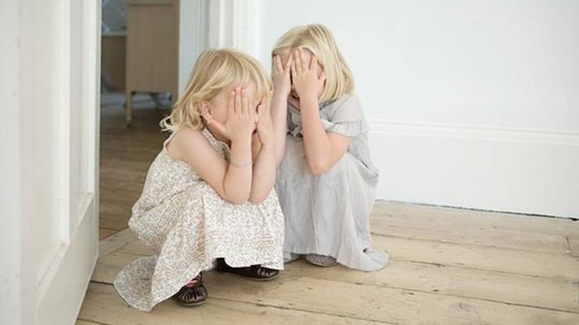 Kinderpsychologie: Ich sehe nichts, was du nicht siehst