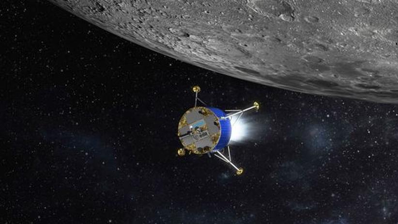 Lunar-Lander-Mission: Deutschland ist der Mond zu weit