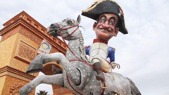 Napoleon Sarkozy Frankreich