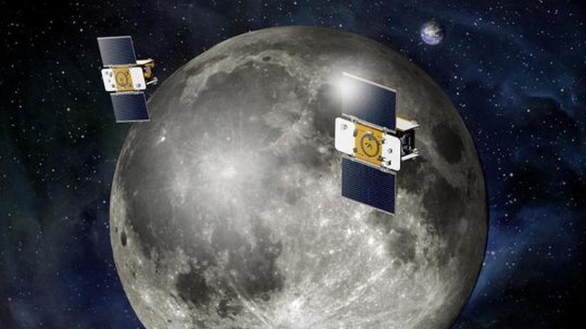 Astronomie: Die Kruste des Mondes ist ramponierter als gedacht