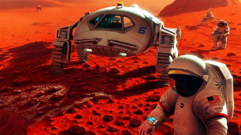 Raumfahrt: Marsrover taugen nicht als Helden