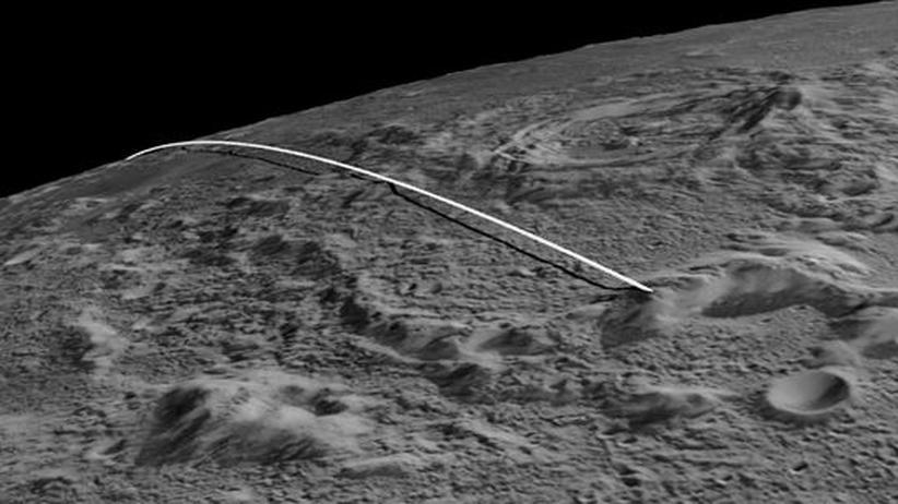 Nasa: Sonden stürzen kontrolliert auf den Mond