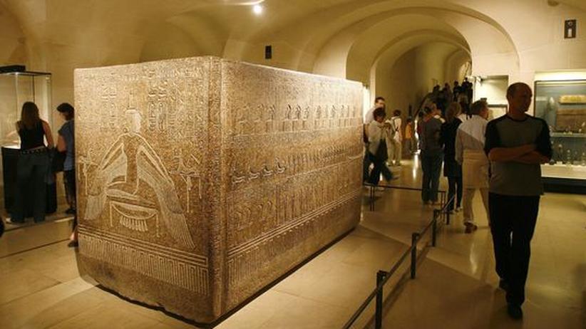 Altertumsforschung: Pharao Ramses III. wurde ermordet