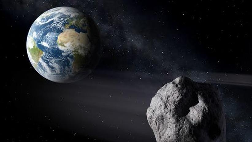 Weltraumforschung: Roboter soll Asteroiden fangen und zum Mond schießen