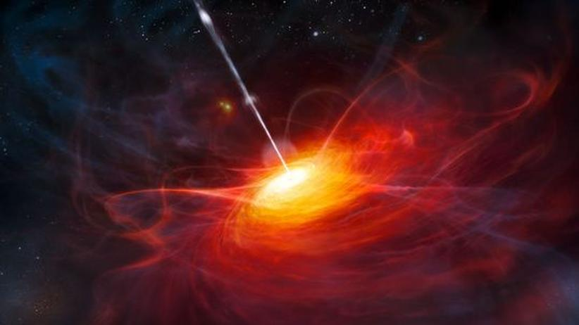 Universum: Astronomen entdecken größte Struktur im Kosmos