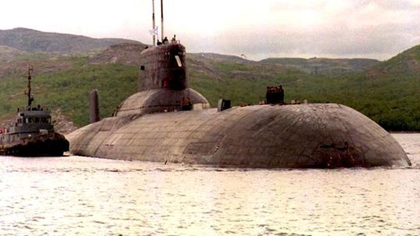Atom-U-Boote: Der strahlende Rost des Kalten Krieges