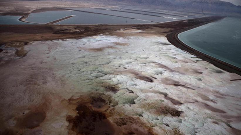 Totes Meer: Kann das Rote Meer das Tote Meer retten?