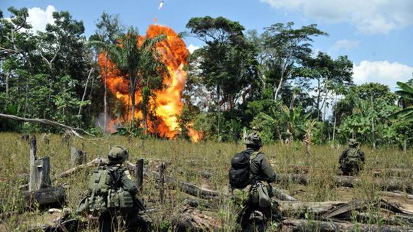 Kolumbien: Kommando Koks