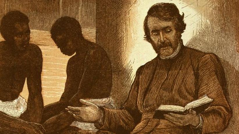 David Livingstone: Der viktorianische Missionar vom Sambesi