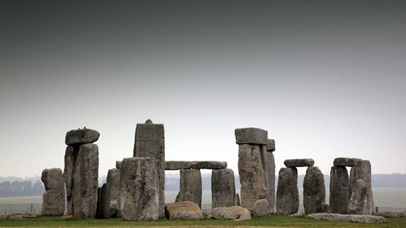 Archäologie: Bierfest auf dem Friedhof Stonehenge