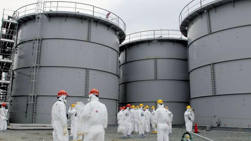 Fukushima: Der Katastrophen-Reaktor leckt und leckt und leckt