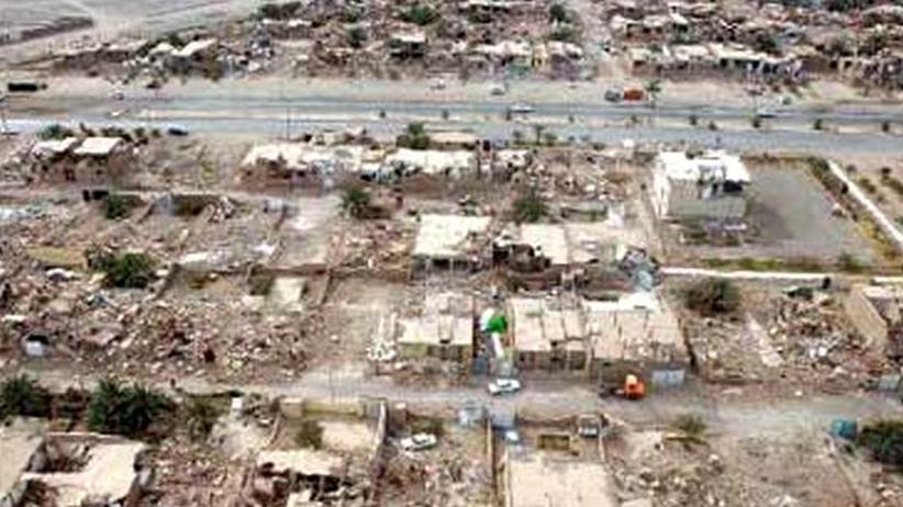 Naturkatastrophe: Tote und Verletzte bei Erdbeben im Iran