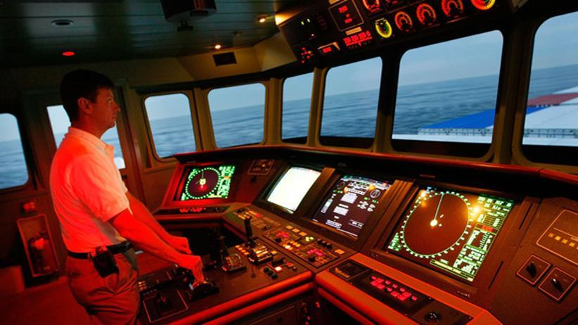 Hochseeschifffahrt: Geisterschiffe im Test