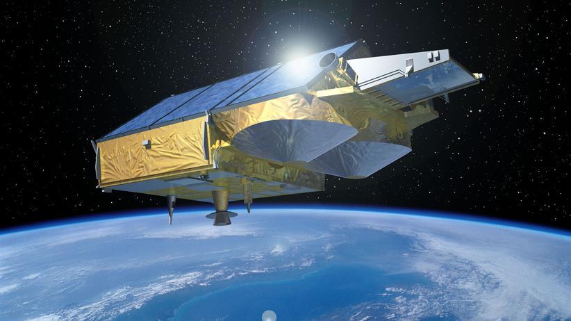 Geowissenschaft: Big Data kommt in der Klimaforschung aus dem All