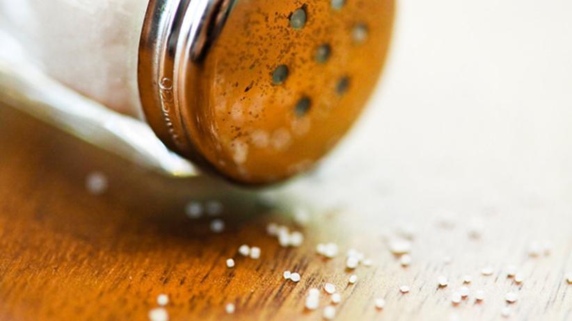 Nanotechnologie: Damit das Salz besser rieselt