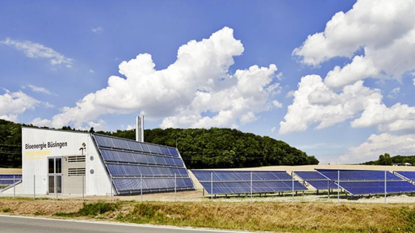 Vorbildliche Energiepolitik: Büsingen lebt mit förderfreier Energie von morgen