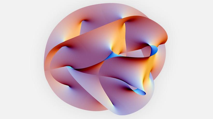 Stringtheorie: Der rote Faden in der Weltformel