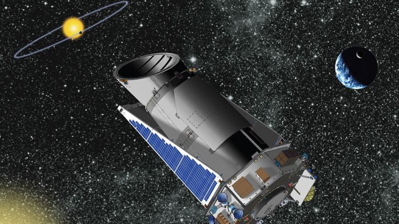 Weltraumteleskop Kepler: Nasa entdeckt 715 neue Planeten
