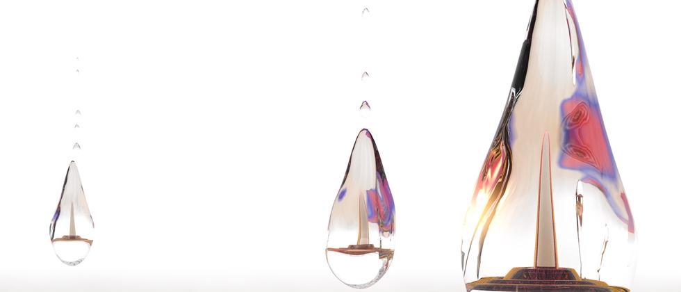 Dropleton Quasipartikel Physik Standardmodell Teilchen