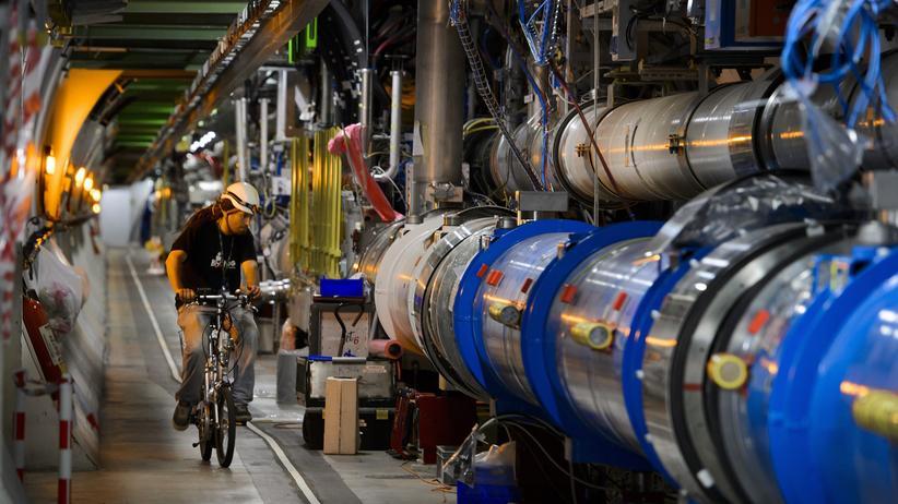 Teilchenphysik: Teilchenbeschleuniger FCC wird ein Gigant im Untergrund
