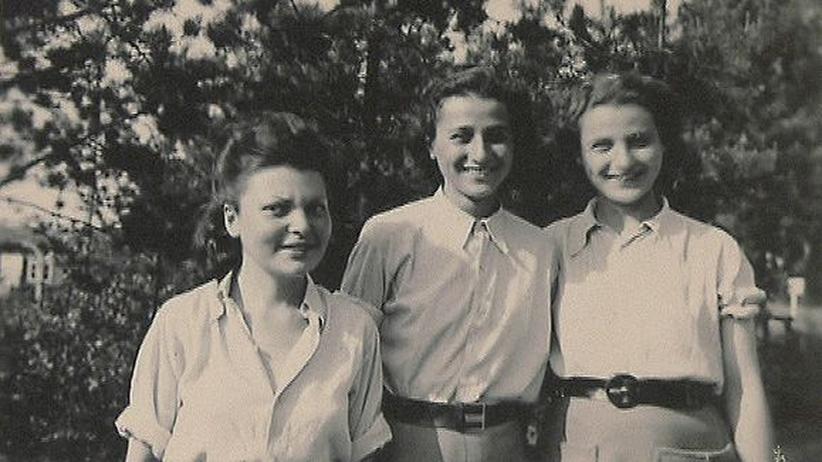 Auschwitz Holocaust Renate Lasker-Harpprecht