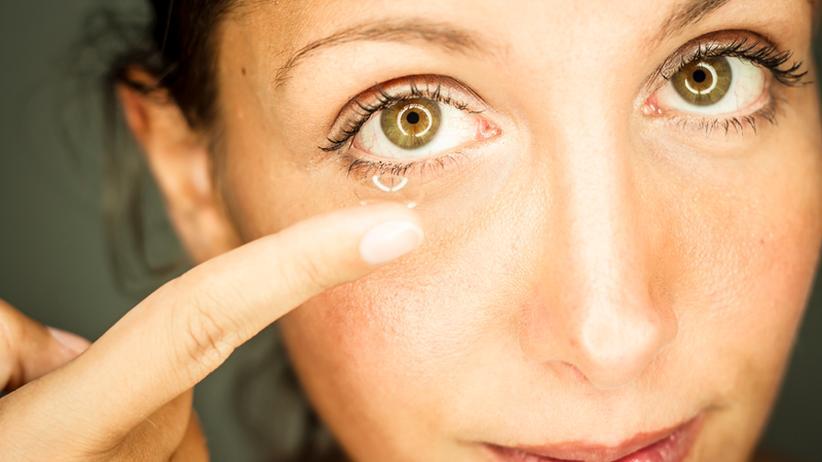 24-Stunden-Kontaktlinsen: Hightech-Sehhilfen für immer