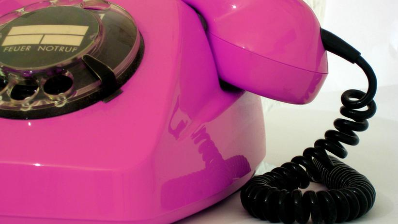 Telefon Wählscheibe Technik Kommunikationstechnik