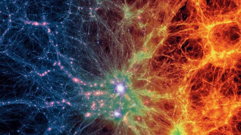 Astrophysik: Da ist es, unser Paralleluniversum!